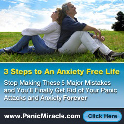 3 Steps To An Anxiety Free Life