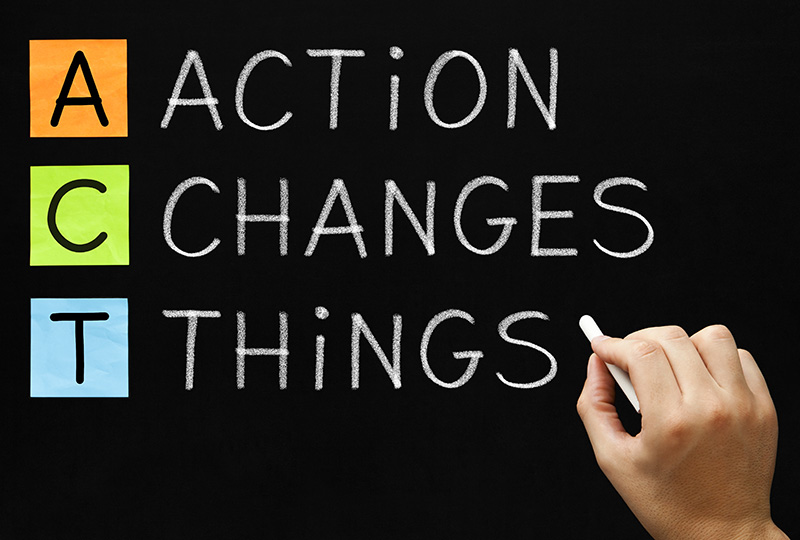 Critical Incident Management - Action Changes Things